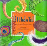 Cover of: If I had a tail | Karen Clemens Warrick