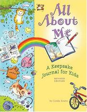 Cover of: All About Me | Linda Kranz