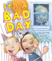 Cover of: It's a Bad Day