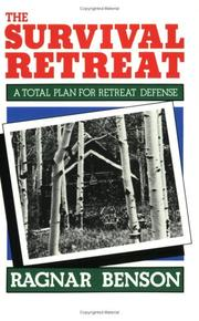 Cover of: The survival retreat