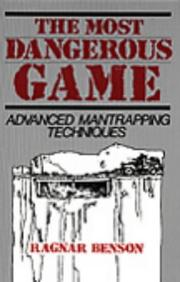 Cover of: The most dangerous game