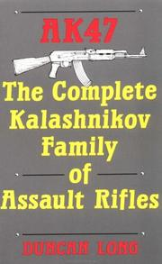 Cover of: AK47
