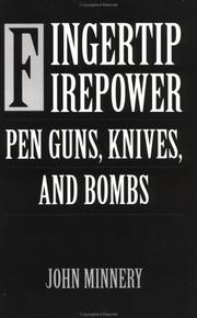 Cover of: Fingertip firepower | John Minnery