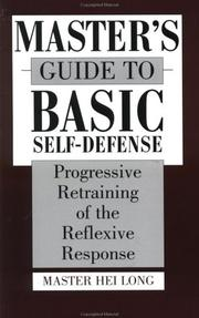 Cover of: Master's guide to basic self-defense