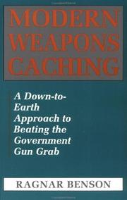 Cover of: Modern weapons caching