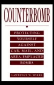 Cover of: Counterbomb