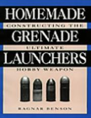 Cover of: Homemade grenade launchers