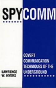 Cover of: Spycomm
