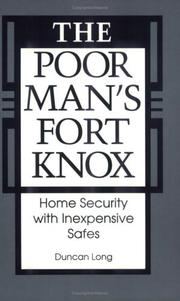 Cover of: The poor man's Fort Knox