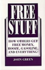 Cover of: Free Stuff