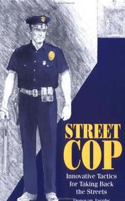 Cover of: Street cop | Donovan Jacobs