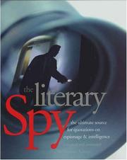 Cover of: The Literary Spy | Charles E. Lathrop