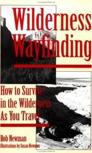 Cover of: Wilderness wayfinding