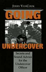 Cover of: Going undercover