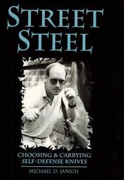 Cover of: Street steel