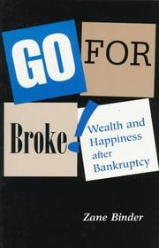 Cover of: Go for broke!