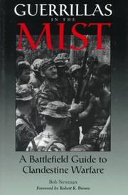 Cover of: Guerrillas in the mist