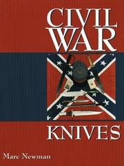 Cover of: Civil War knives