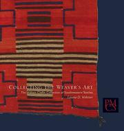 Cover of: Collecting the weaver
