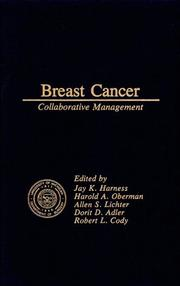Cover of: Breast Cancer Collaborative Management