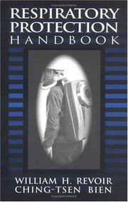 Cover of: Respiratory protection handbook