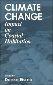 Cover of: Climate ChangeImpact on Coastal Habitation