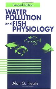 Cover of: Water pollution and fish physiology