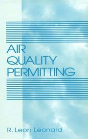 Cover of: Air quality permitting