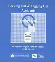 Cover of: Locking Out and Tagging Out Accidents