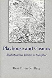 Cover of: Playhouse and Cosmos
