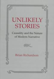 Cover of: Unlikely stories