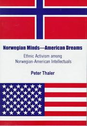 Cover of: Norwegian minds-- American dreams