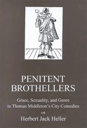 Cover of: Penitent brothellers