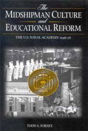Cover of: The Midshipman Culture and Educational Reform
