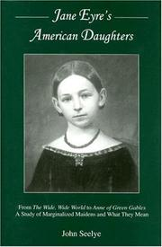 Cover of: Jane Eyre's American daughters