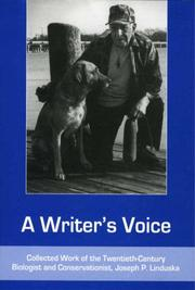 Cover of: A Writer's Voice