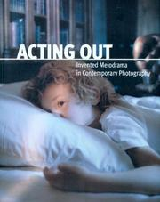 Cover of: Acting Out