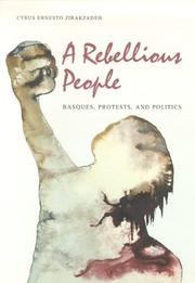 Cover of: A rebellious people