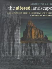 Cover of: The Altered Landscape