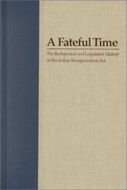 Cover of: A Fateful Time