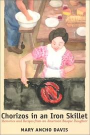 Cover of: Chorizos in an Iron Skillet
