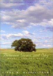 Cover of: Between grass and sky