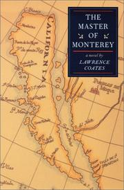 Cover of: The master of Monterey
