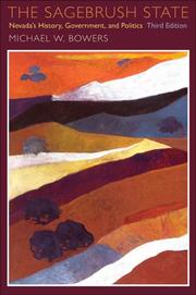 Cover of: The Sagebrush State