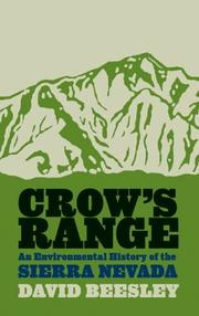Cover of: Crow