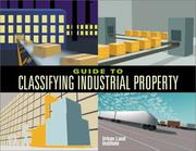 Cover of: Guide to Classifying Industrial Property