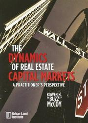 Cover of: The Dynamics of Real Estate Capital Markets