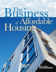 Cover of: The Business of Affordable Housing