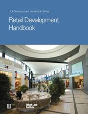 Cover of: Retail Development Handbook