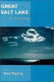 Cover of: Great Salt Lake: An Anthology